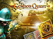 Игровые автоматы Gonzos Quest Extreme бесплатно