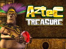 Играть онлайн в Сокровище Ацтеков с бонусом за депозит