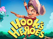 Игровой аппарат Герои Крюка – играйте онлайн