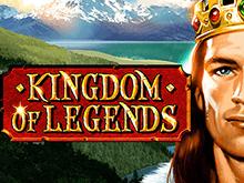Виртуальный слот Kingdom Of Legends без регистрации