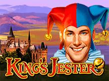 Азартный онлайн-автомат Kings Jester
