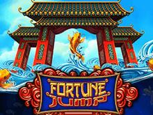 Игровой онлайн-автомат Fortune Jump (Playtech): как выкрутить свою удачу