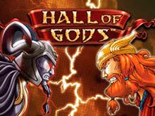 Азартный онлайн-автомат Hall Of Gods