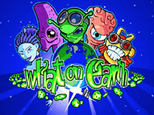 Виртуальный автомат What On Earth от Microgaming - как играть онлайн